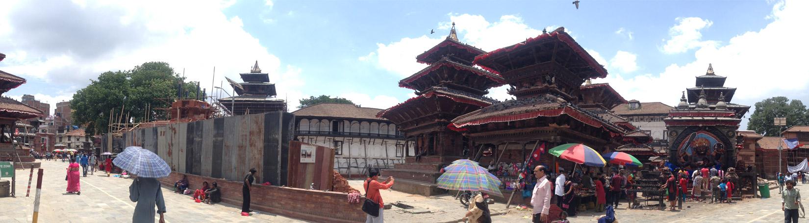 Hanumandhoka durbar square