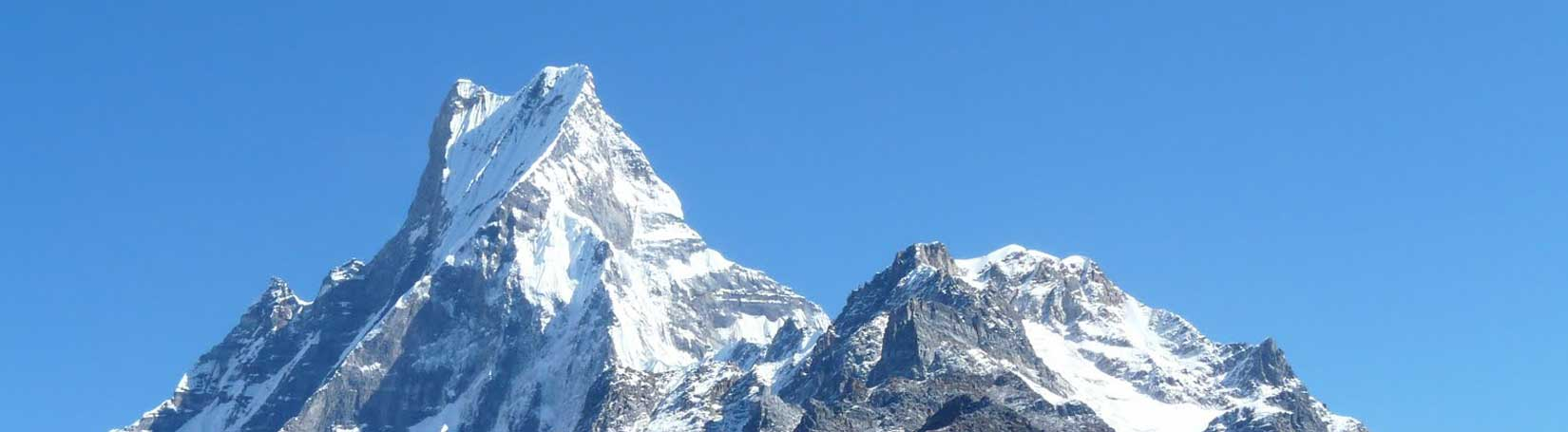 Machapuchre (Fishtail) Himal