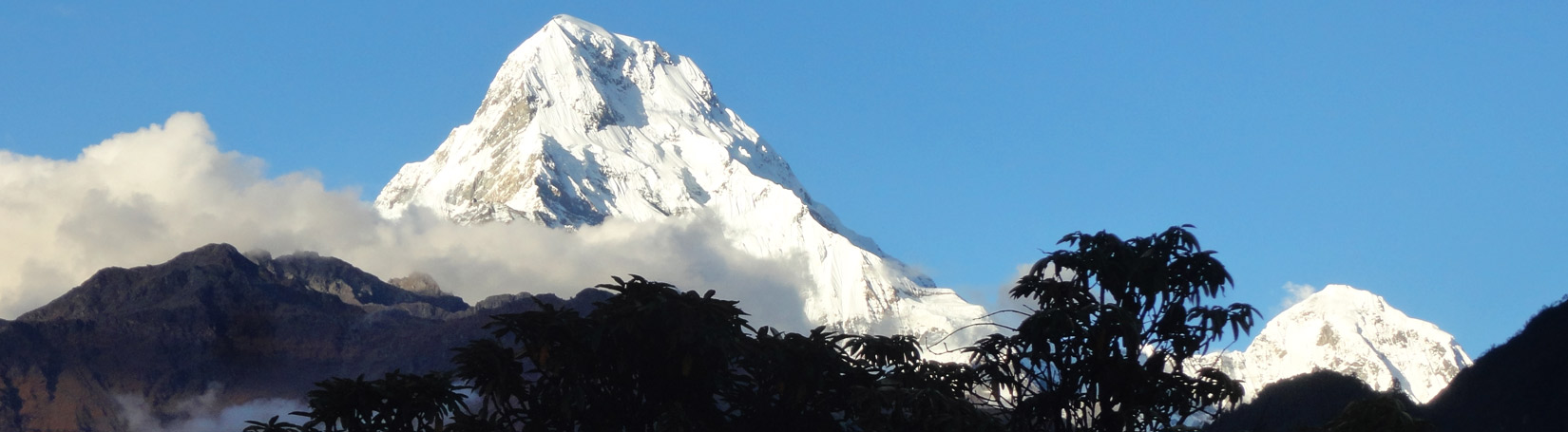 Mt. Annapurna South (7219M)