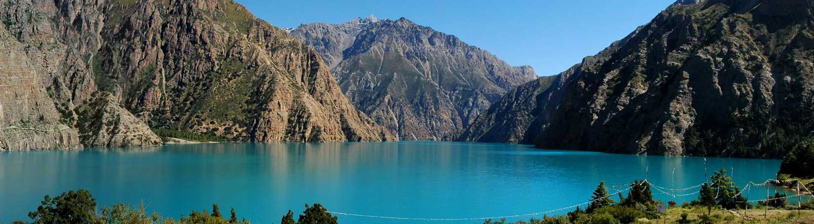 Shey Phoksundo Lake