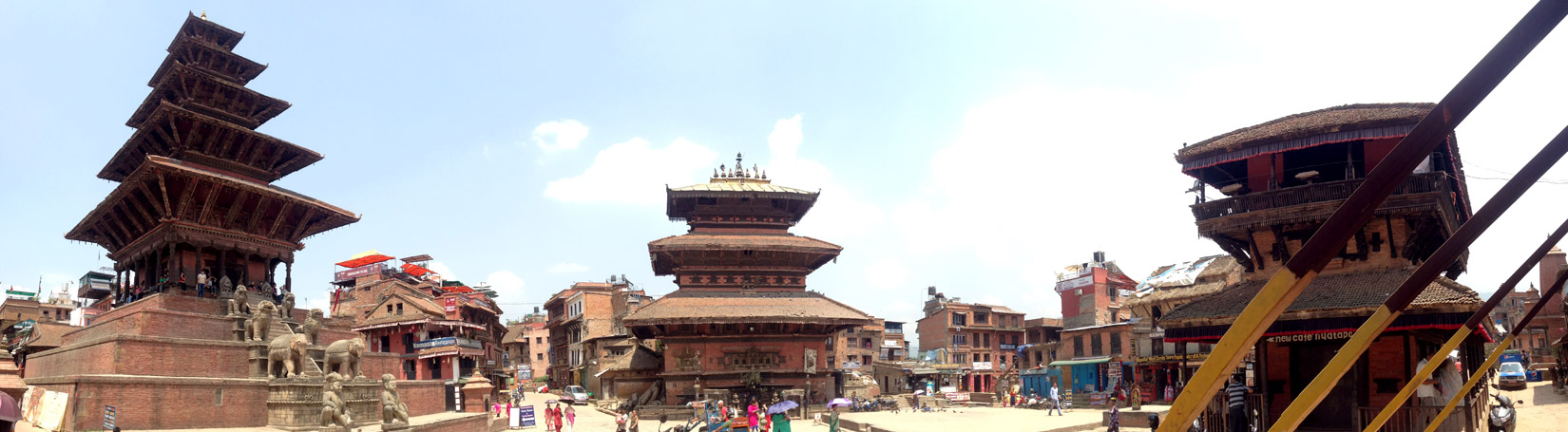 Bhaktapur, a city of Devotees
