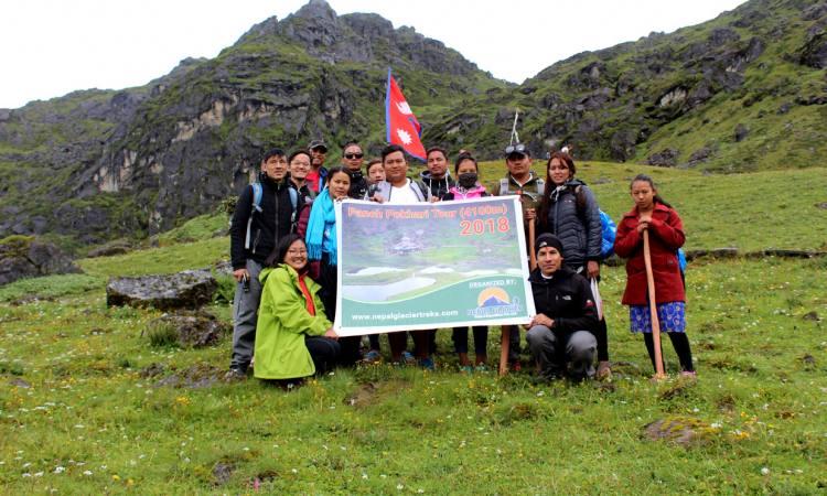 Trek to Panch Pokhari | Trekking in Nepal | Langtang National Park | Sindhupalchowk | Nepal