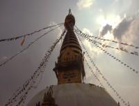 Swyambhunath Kathmandu