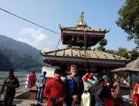 Barahi Temple Pokhara