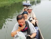 Canoe Trip in Chitwan