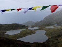 Five Lake of Panch Pokhari