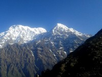 Annapurna (1) and South