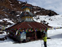 Panch Pokhari Temple