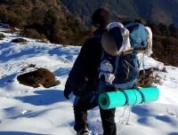 Panch Pokhari Trek in winter season