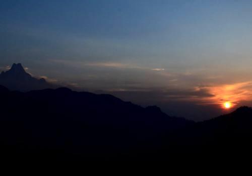 Annapurna Sunrise View Trekking