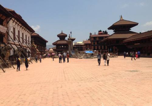 Bhaktapur Private Day Tour